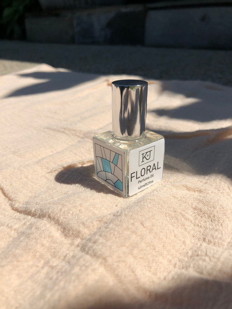 Kelly + Jones - BLENDS Perfume Oil: Floral - KINDRED-the boheme collective