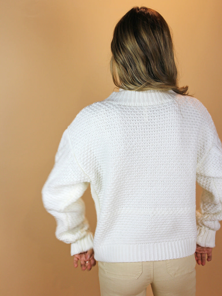 Heritage Sweater Cardigan - KINDRED-the boheme collective