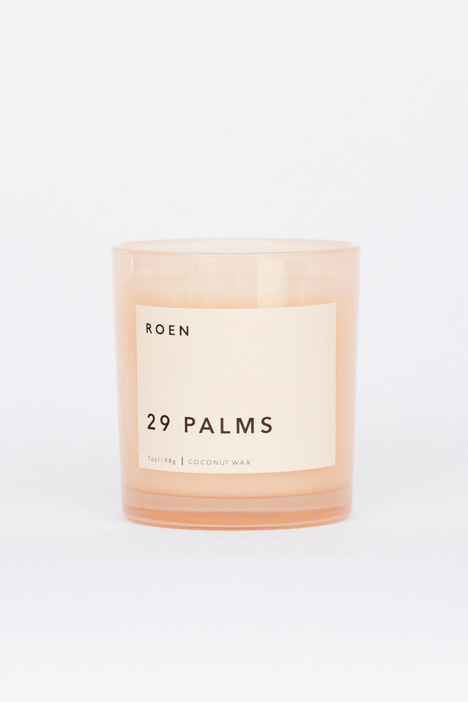 ROEN - 29 PALMS Candle