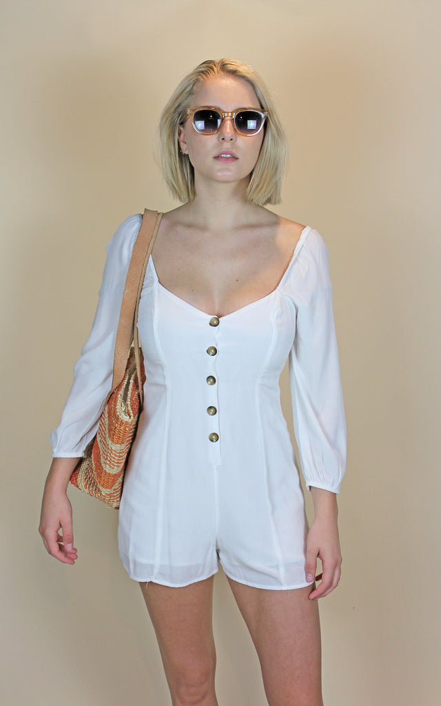 Liliana  Romper - KINDRED-the boheme collective
