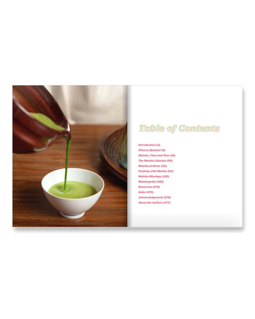 Matcha book - KINDRED-the boheme collective