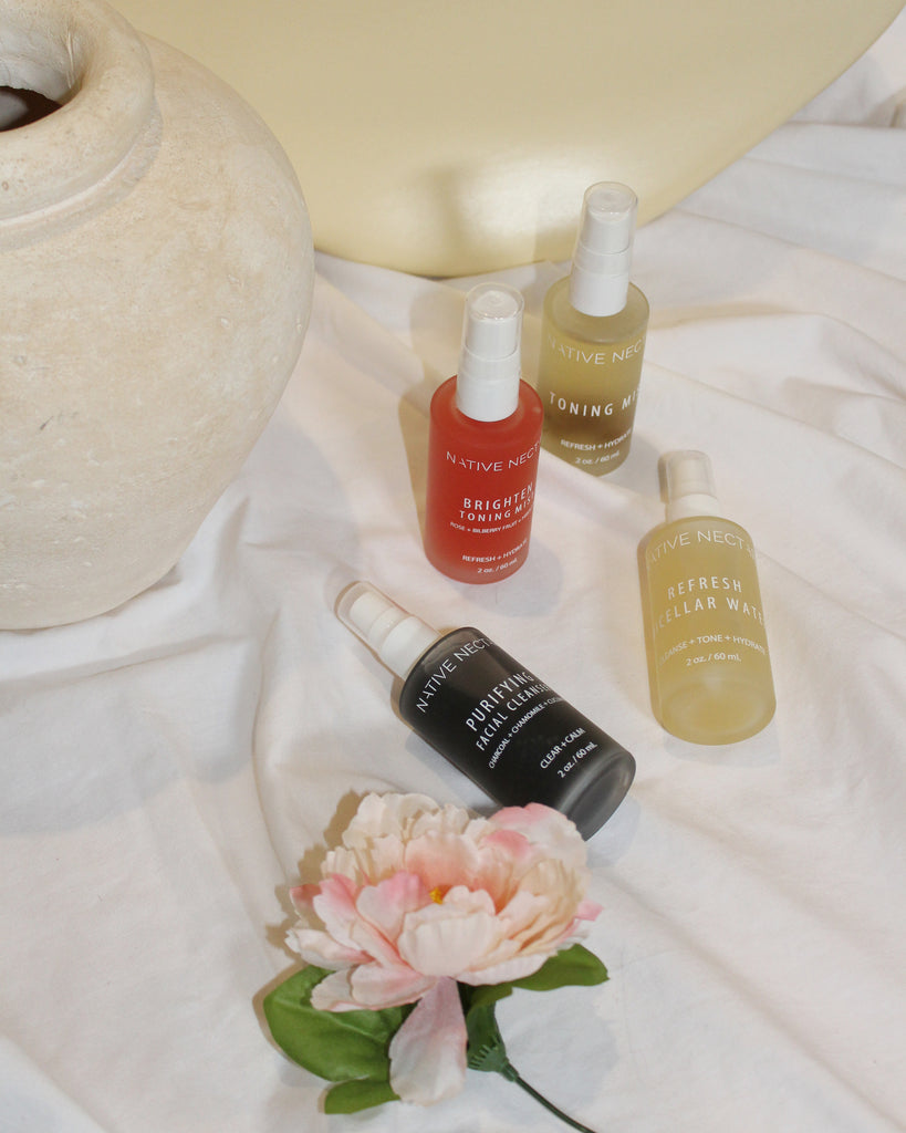 Native Nectar Botanicals - Balance Toning Mist - KINDRED-the boheme collective