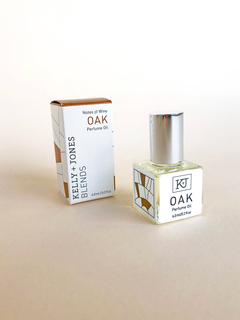 Kelly + Jones - BLENDS Perfume Oil: Oak