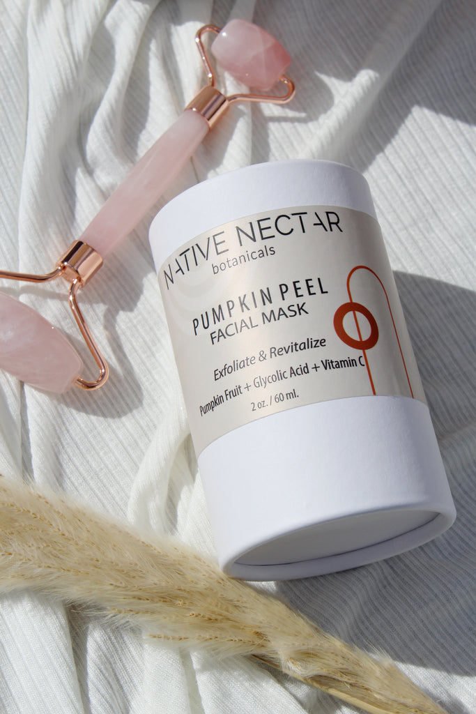 Native Nectar Botanicals - Pumpkin Peel Face Mask