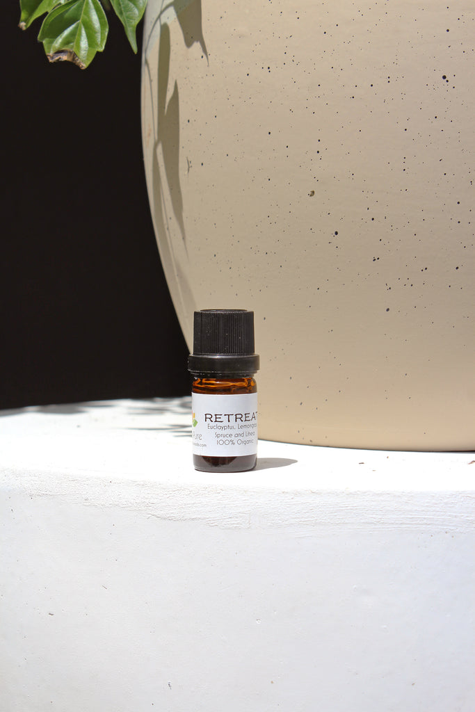 NaturaPure - Retreat Essential Oil