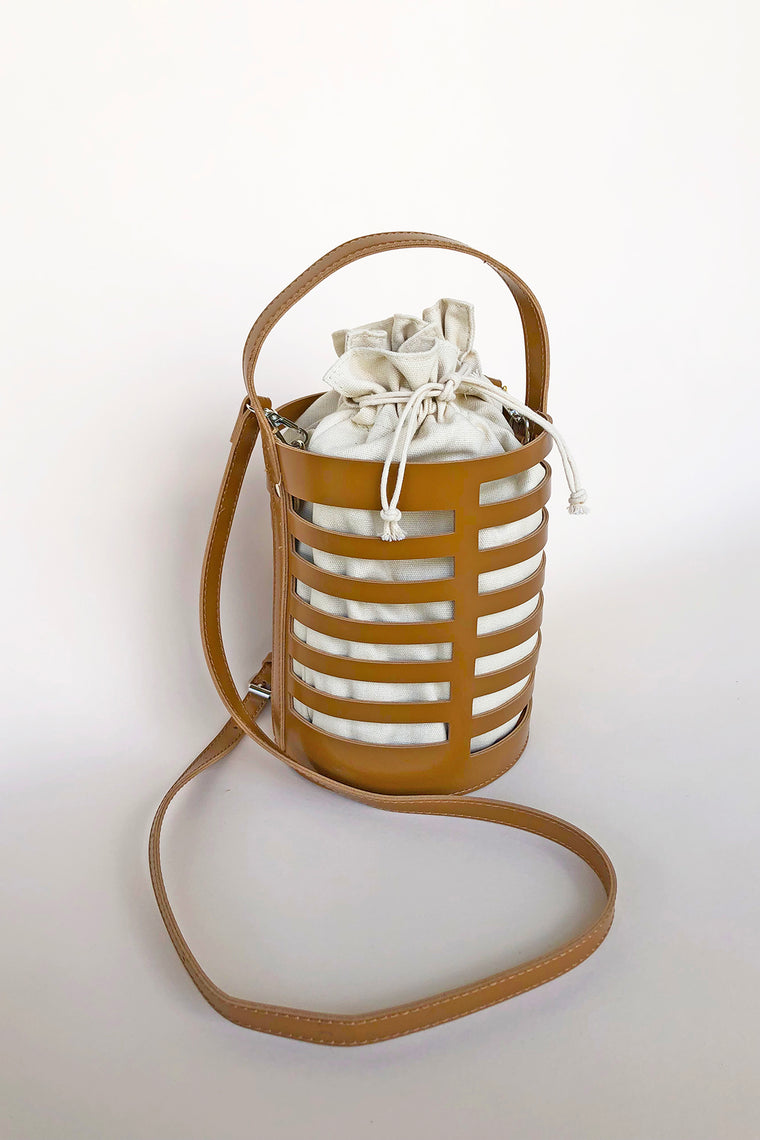 Bucket Bag Clutch