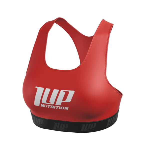 Women's Fitness Bra Red