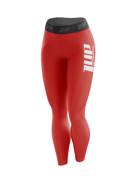 Women's Leggings Red