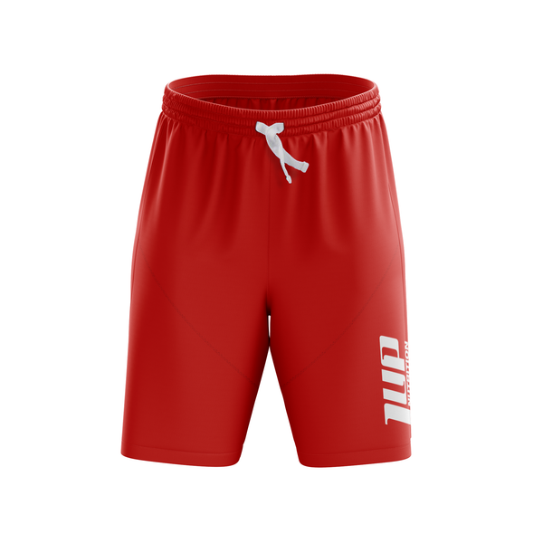 Men's Training Shorts Red