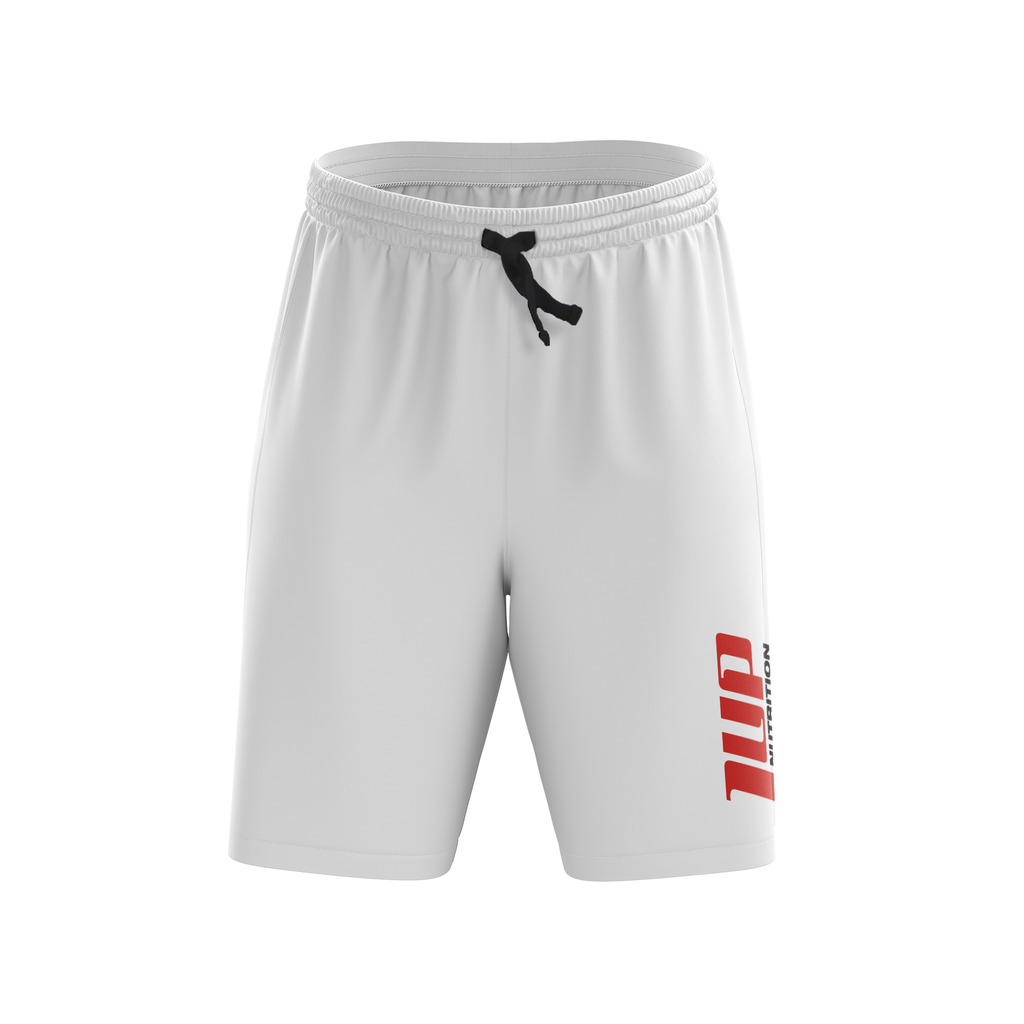 Men's Training Shorts White