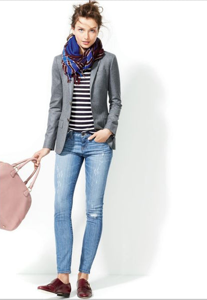 preppy and polished by jcrew