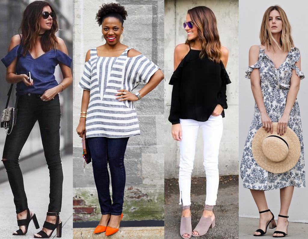 a cold shoulder for date-ready style | bombelle blog