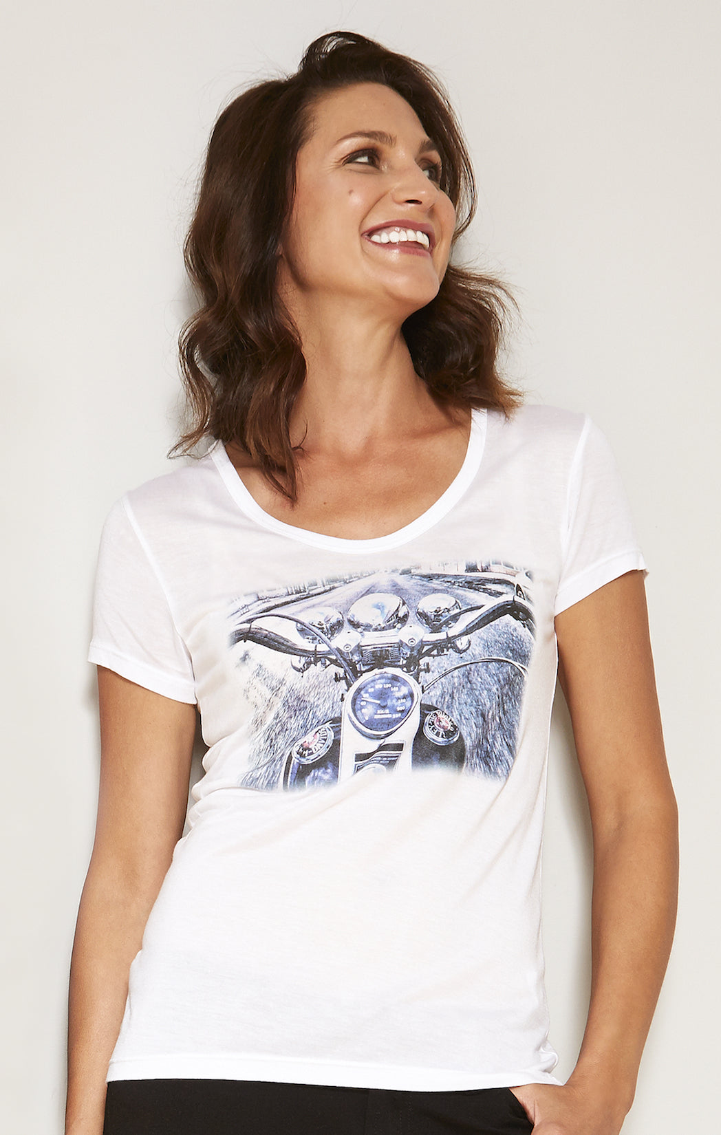 Harley Open Road Graphic T-Shirt