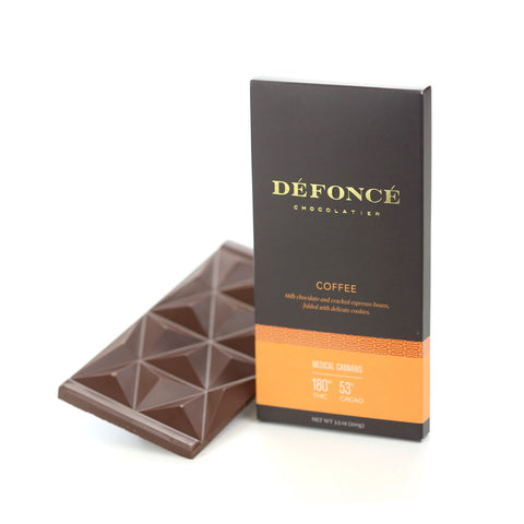Défoncé Chocolate - Milk Chocolate