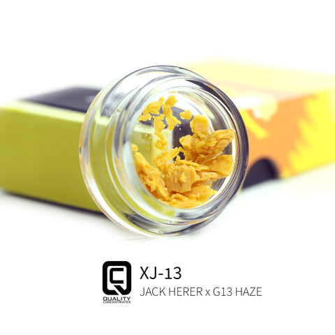 Quality Concentrates XJ-13 Crumble