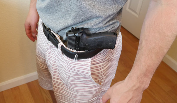 1 Ridiculously Simple Way to Make a Concealed Carry Holster