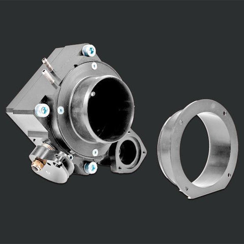 BOOMBA RACING 75MM THROTTLE BODY | 2001-2006 MITSUBISHI EVO 7-9 (002-00-010)