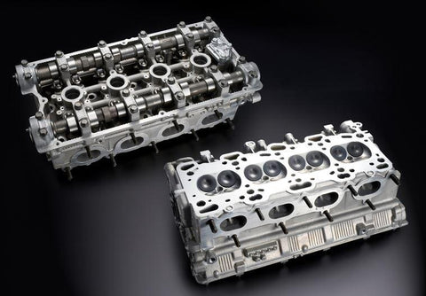 Tomei Phase 2 Complete Cylinder Head (Evo 9) - JD Customs U.S.A