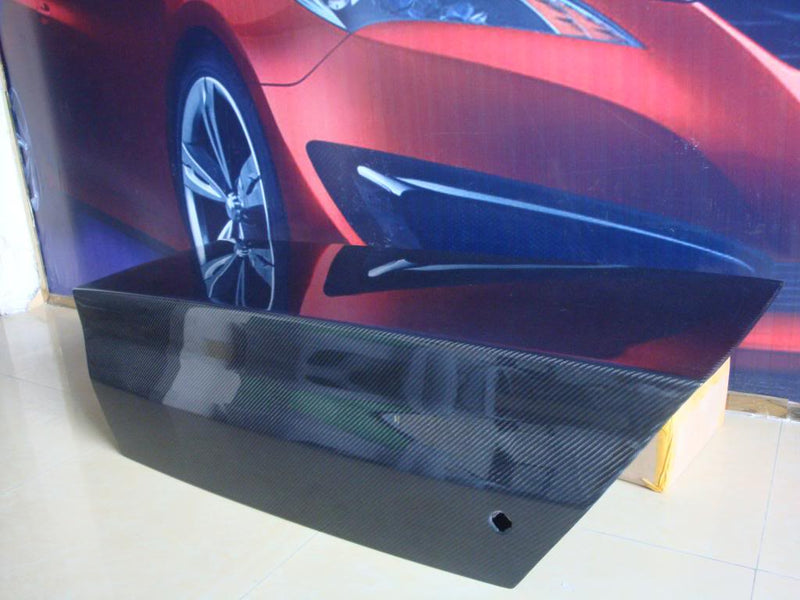 JDC Carbon Fiber OEM Style Trunk (Evo 7/8/9) - JD Customs U.S.A