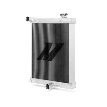 Mishimoto Half-Size Performance Aluminum Radiator (Evo 7/8/9) - JD Customs U.S.A