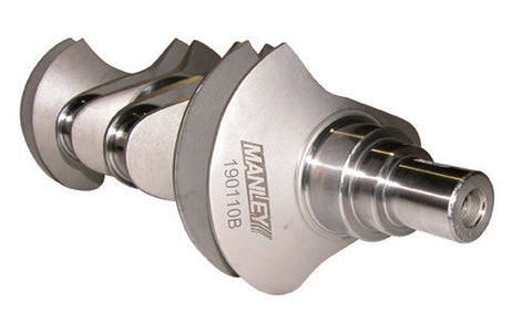 MITSUBISHI 4G63/4G64 7 BOLT 4340 BILLET 88MM STROKE RACE SERIES CRANKSHAFT BY MANLEY (190100B)