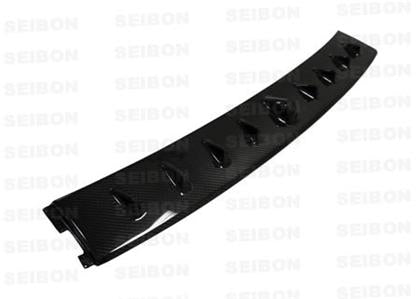 Seibon Carbon Fiber Rear Vortex Generator (Evo 8/9) - JD Customs U.S.A