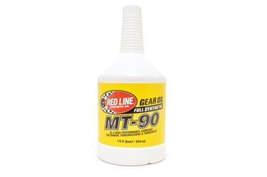 Red Line MT-90 75W90 GL-4 Gear Oil - 1 QT - JD Customs U.S.A