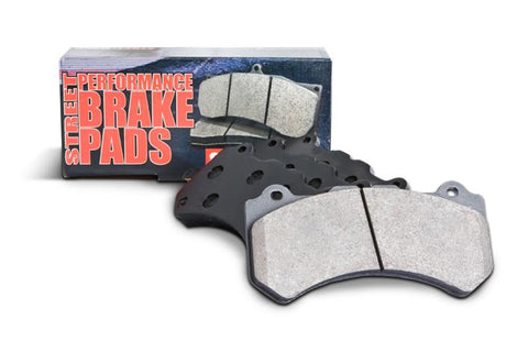 StopTech Posi-Quiet Brake Pads 03-06 Evo (Front)