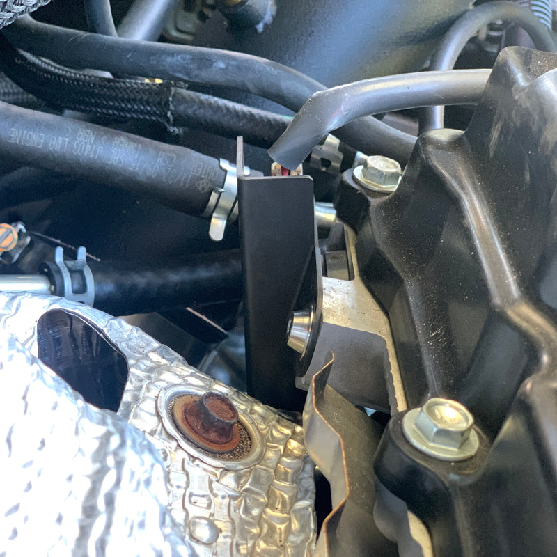 JDC Cam Position Sensor Heat Shield (Evo X)