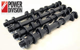 GSC Power-Division Billet S3 camshaft set for Nissan VR38DETT GT-R