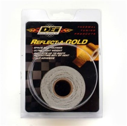 DEI Reflect-A-GOLD 2in x15/30ft Tape Roll - JD Customs U.S.A