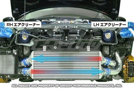 GReddy Nissan GT-R R35 Intercooler Kit - JD Customs U.S.A