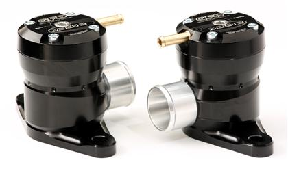 GFB Mach 2 TMS Recirculating Diverter Valves - Nissan GT-R (R35) 2 Valves Included