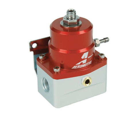 Aeromotive A1000 Red Fuel Pressure Regulator (Universal) 13109 - JD Customs U.S.A