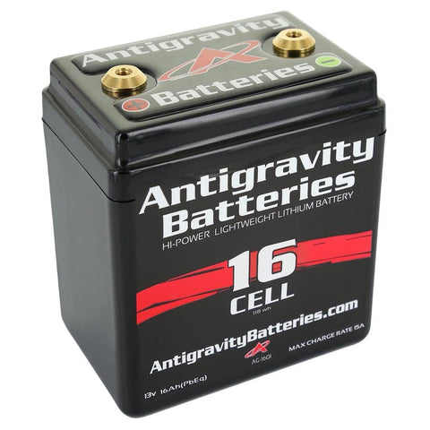 Antigravity Batteries Lithium Battery 480CCA 12Volt 4Lbs 16 Cell