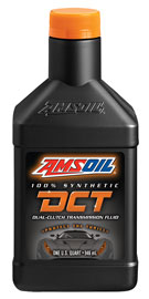 Amsoil 100% Synthetic DCT Fluid (DCTQT-EA) Case of 12