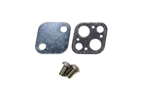 MAP EGR BLOCKOFF PLATE | 1990-2007 DSM AND EVO MULTIPLE FITMENTS (EVO-EGR)