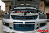 ETS CUSCO POWER BRACE INTERCOOLER UPGRADE | 2003-2006 MITSUBISHI EVOLUTION 8 AND 9