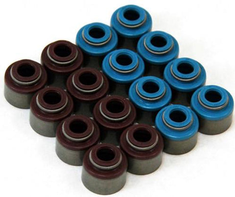 GSC POWER-DIVISION VITON VALVE STEM SEALS (MITSUBISHI 4G63) - JD Customs U.S.A