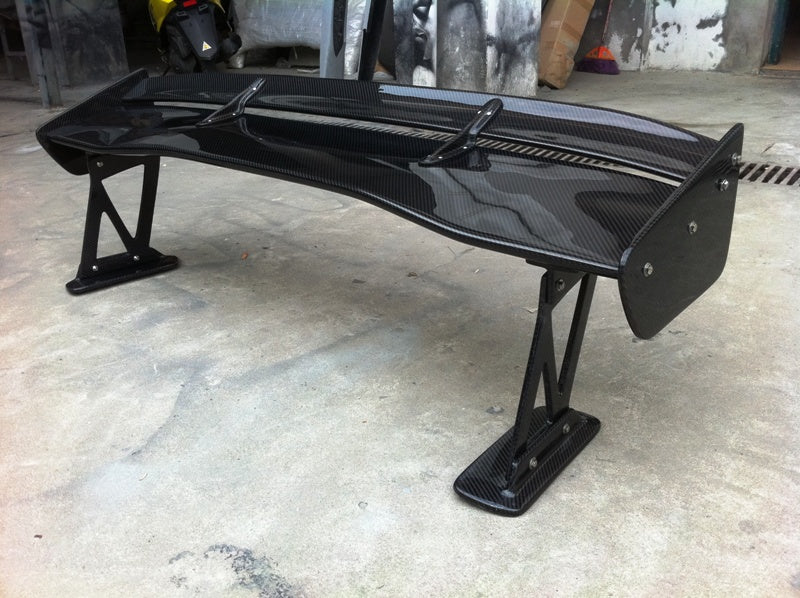 JDC Voltex Style Carbon Fiber Spoiler (Evo 8/9) - JD Customs U.S.A