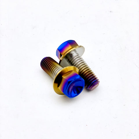 JDC Titanium Strut Tower Center Bolts (Evo 7/8/9,X)