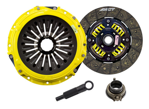 ACT SPRUNG STREET DISC W/ HD PRESSURE PLATE | 2003-2006 MITSUBISHI EVO (ME2-HDSS)