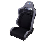 "NRG ""Evo Style"" Reclinable Bucket Seats"