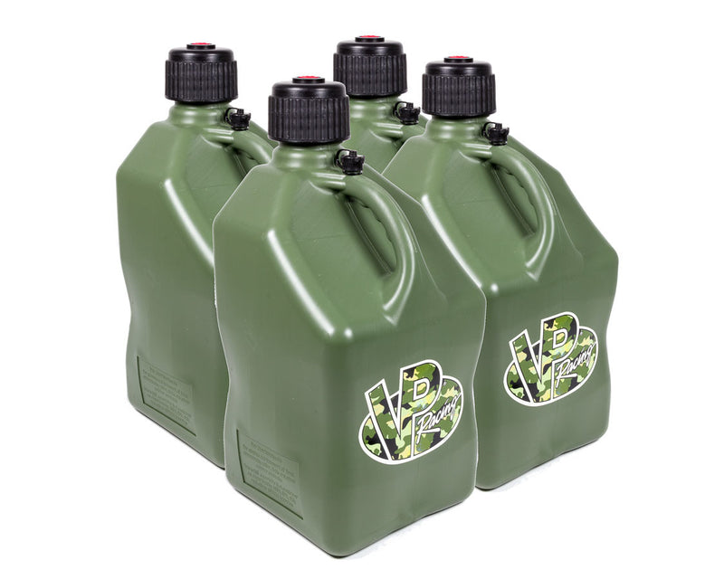 VP 5 Gallon Motorsport Containers E85 Safe - JD Customs U.S.A