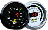 AEM BOOST DISPLAY GAUGE - 30-35PSI | (30-4406)