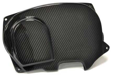 APR Mitsubishi Evolution 8 / 9 Carbon Fiber Cam Gear Cover 2003-2007 (CBE-EVOCAM9) - JD Customs U.S.A