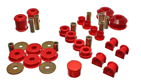 ENERGY SUSPENSION HYPER-FLEX MASTER BUSHING SET (EVO 8/9) 5.18115 - JD Customs U.S.A