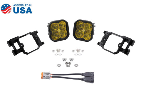 "Diode Dynamics Stage Series 3"" SAE/DOT Type X Fog Light Kit (Subaru)"