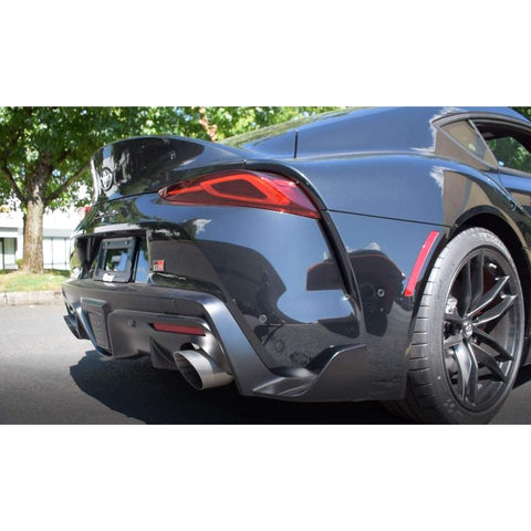 ETS Replacement Exhaust Rear Section (MK5 Supra)