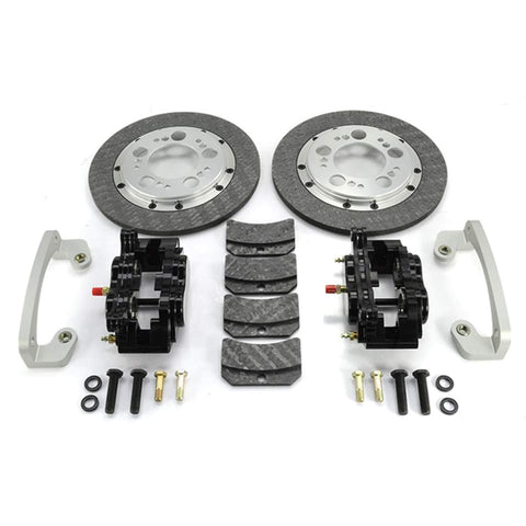 ETS Rear Carbon Brake Kit (R35 GT-R)